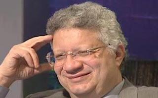 مرتضى منصور لجماهير الزمالك لا تقلقوا الدوري زملكاوي ..ومدرب عالمي فى الطريق