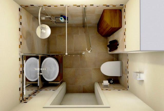 Minibad Mit Dusche