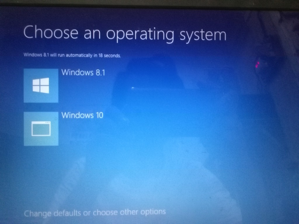 A Blog to a System Admin's Passion: Change the Defult Boot OS and