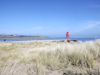 South Shields Groyne Pier and Lighthouse