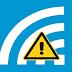 حل مشكلة المثلث الاصفر عند الاتصال بالانترنت WIFI
