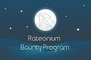 Rateonium Twitter Bounty