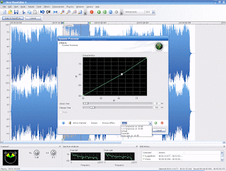 Nero Wave Editor Record and edit Audio
