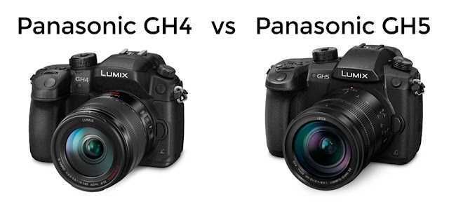 Panasonic GH4 vs GH5?