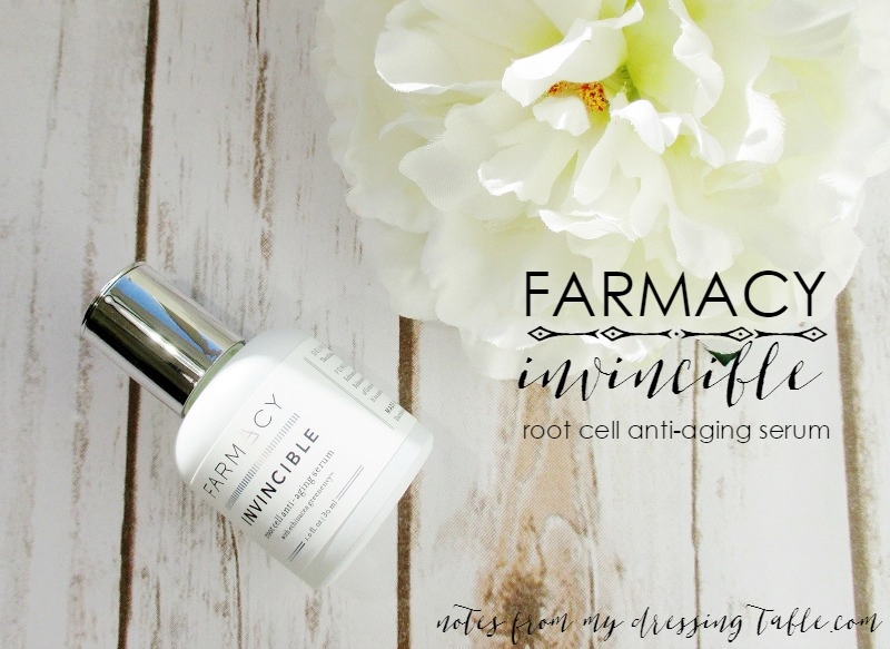 Farmacy Invincible Root Cell Anti-Aging Serum-Review-notesfrommydressingtable.com
