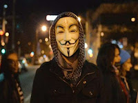 Anonymous Rilis Video Bela Islam & Lawan Propaganda Media Dengan Tagar Opislam