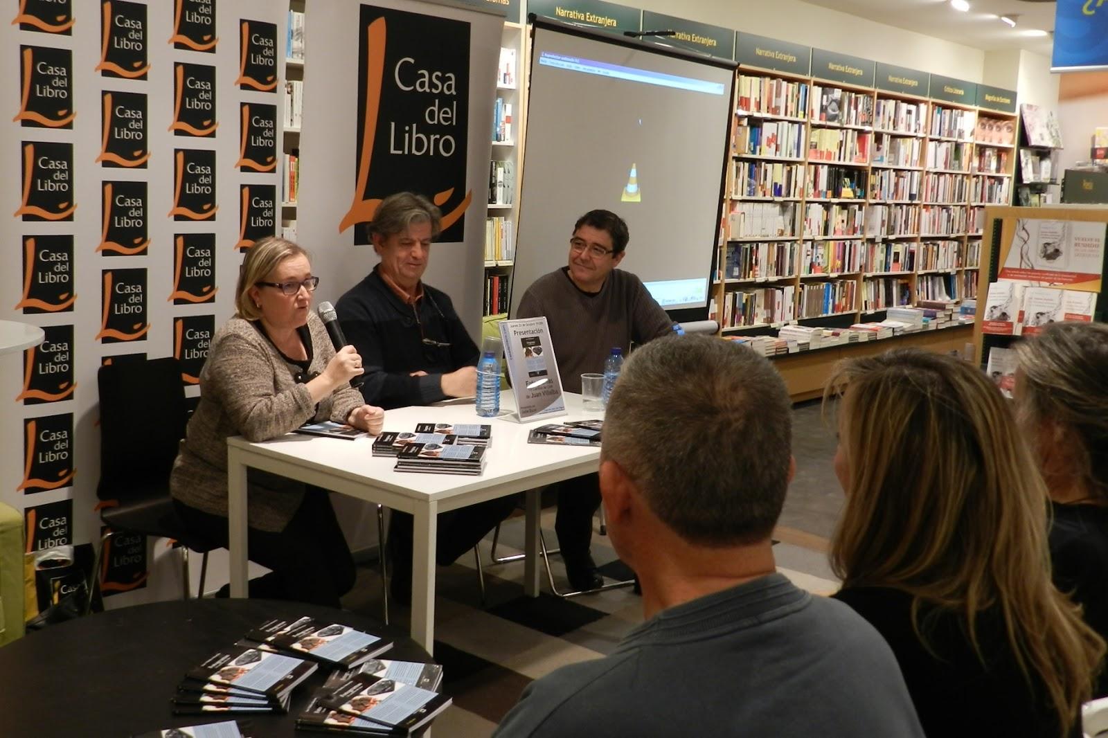 La glorieta presentaci n casa del libro en zaragoza for Cuarto creciente zaragoza