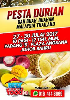 EVENT ~ PESTA DURIAN DAN BUAH-BUAHAN MALAYSIA THAILAND 🍍🍐🍉🍑🍇😱😱