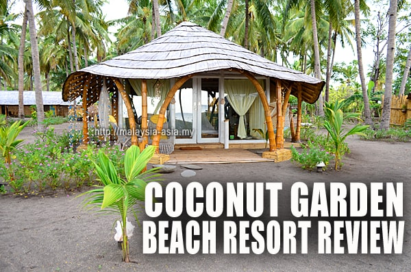 Review of Coconut Garden Beach Resort Maumere