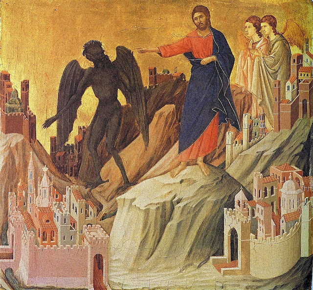 Tentação na montanha, Duccio di Buoninsegna (1255-1319), Frick Collection, New York.jpg