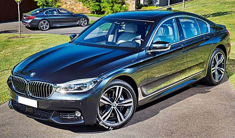 2017 bmw 5 series sedan and touring wagon rendered auto bmw review. Black Bedroom Furniture Sets. Home Design Ideas