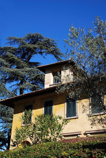 The Spadolini villa outside Florence is now the home of a cultural foundation