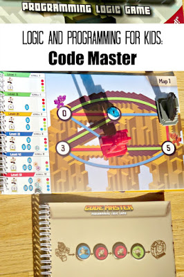 Programming and Logic for Kids with Code Master