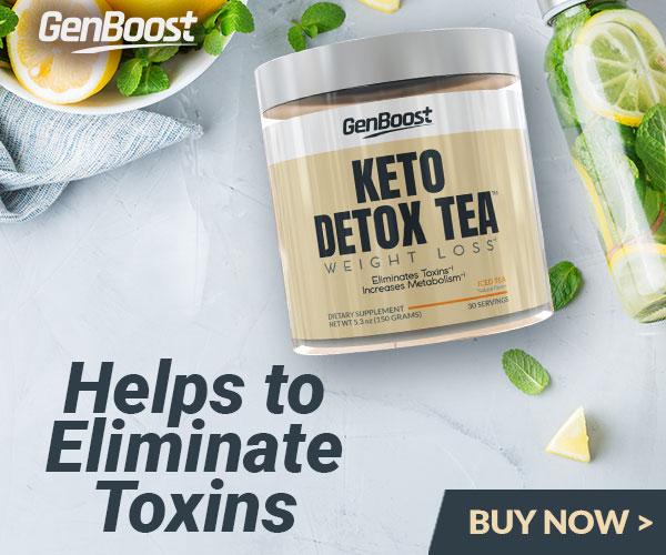 Keto Detox Tea - CPS