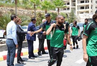 بث مباشر مباراة العراق وفلسطين Iraq VS Palestine 04-08-2018.. مشاهدة لعبة العراق