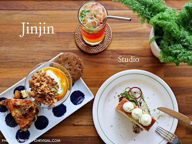 IMG 2794 - 台中西區│Jinjin studio 私宅甜點。隱身中美街的清新甜點店。另有鹹派與咖啡。闆娘還是氣質正妹!