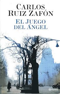 El Cementerio De Los Libros Olvidados II: El Juego Del Ángel, de Carlos Ruiz Zafón