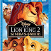 The Lion King 2: Simba's Pride (1998) BluRay 720p Dual Audio [Hindi-English] 800MB