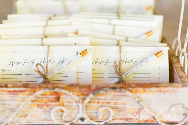rustic italian olive oil branch bridal shower wedding outdoor games
