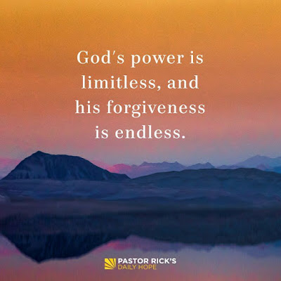 Praying for an Unbeliever by Rick Warren