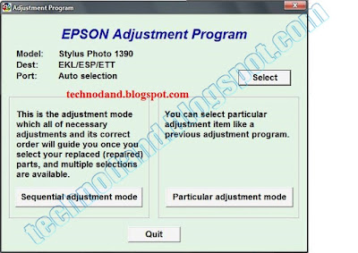Cara Backup File Eeprom Printer Epson Tanpa Alat Programer