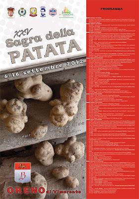 Sagra della Patata 2012 Vimercate