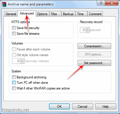 MAKE PASSWORD PROTECTED WINRAR ZIP FILES | COMPUTER GUIDE