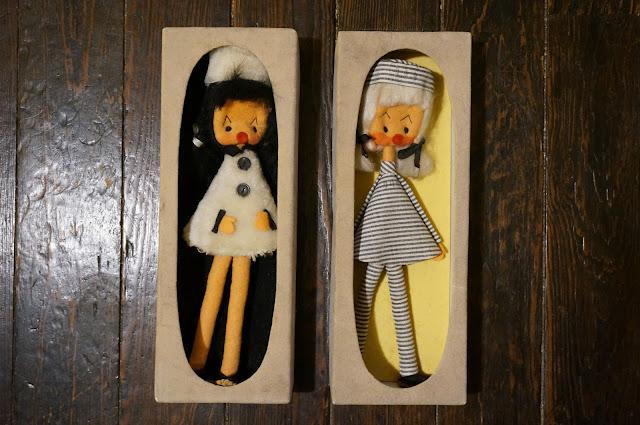 60s doll poupées vintage années 60