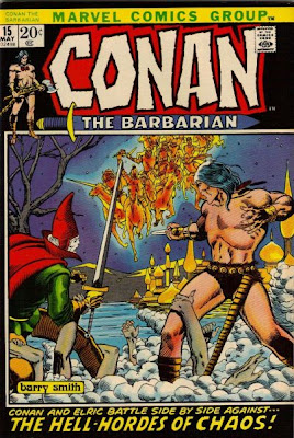 Conan the Barbarian #15, Elric