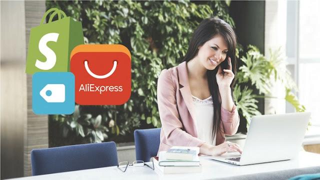 Build Shopify Dropshipping Store   AliExpress Dropshipping