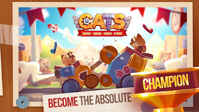 CATS: Crash Arena Turbo Stars v2.0 Apk For Android