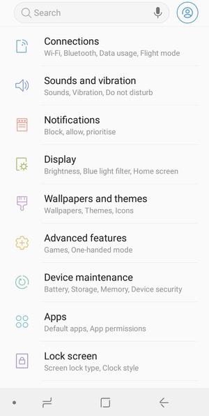 Cara Setting/Pengaturan Samsung Galaxy A6+ 4