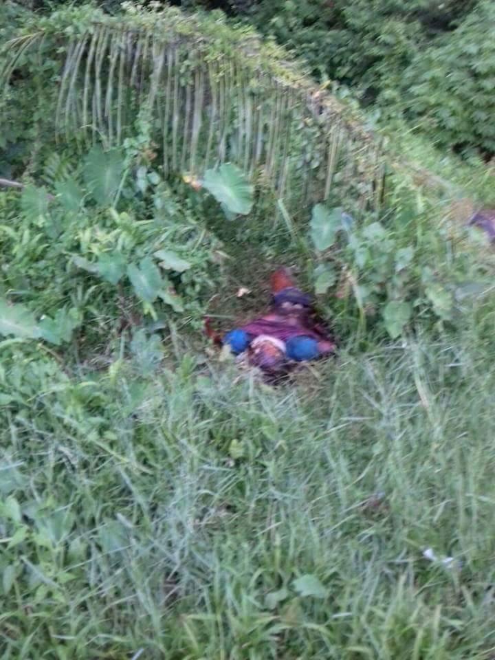 Penduduk Takut Lalu Tempat 4 Mayat Dibuang