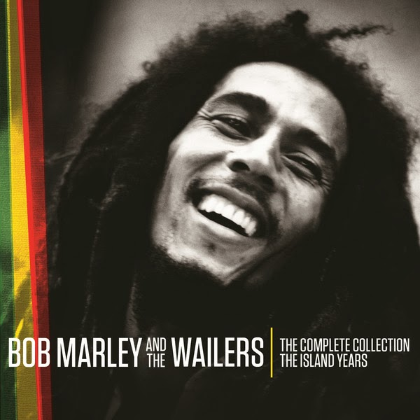 Bob Marley - The Complete Collection: The Island Years Cover