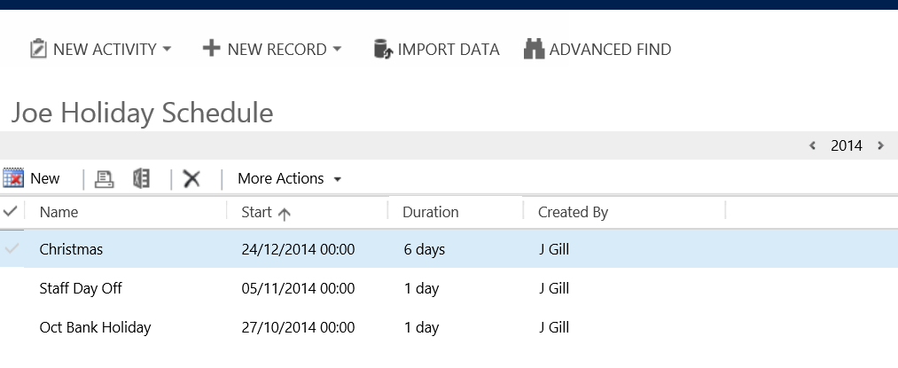 How to configure a SLA to calculate workings days Joe Gill Dynamics 365 Consultant