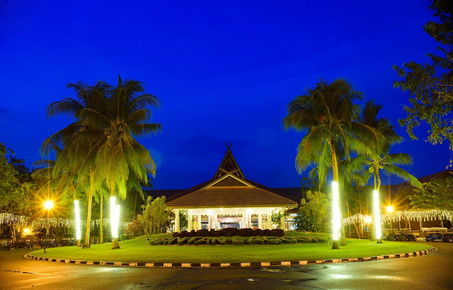 A Magical Christmas at Bintan Lagoon Resort