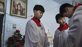 china China Bans Children From Attending Church Services News