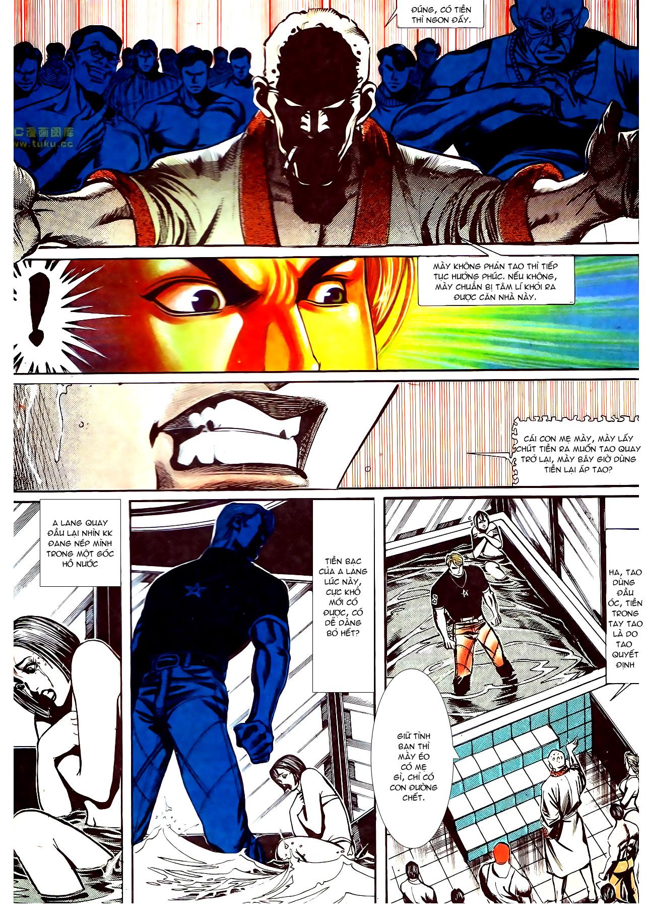 Người Trong Giang Hồ chapter 141: chính khí lẫm liệt trang 5
