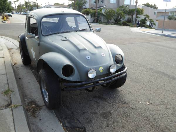 1974 VW Baja Bug
