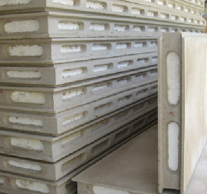 Partition Wall of Fiberplant for Lightweight Wall used in modern structure