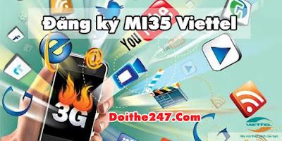 Đăng ký MI35 3G Viettel