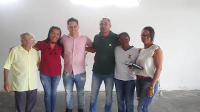 Alagoinhas: Vereador Jorge da Farinha se reúne com representantes da Associação de Moradores do Jardim Petrolar