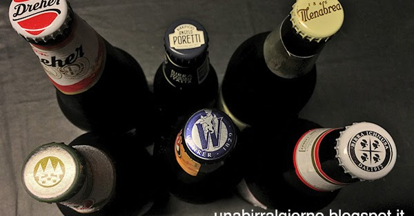Wührer, Dreher, Forst Premium, Ichnusa, Poretti 4 Luppoli Originale Chiara, Menabrea Original