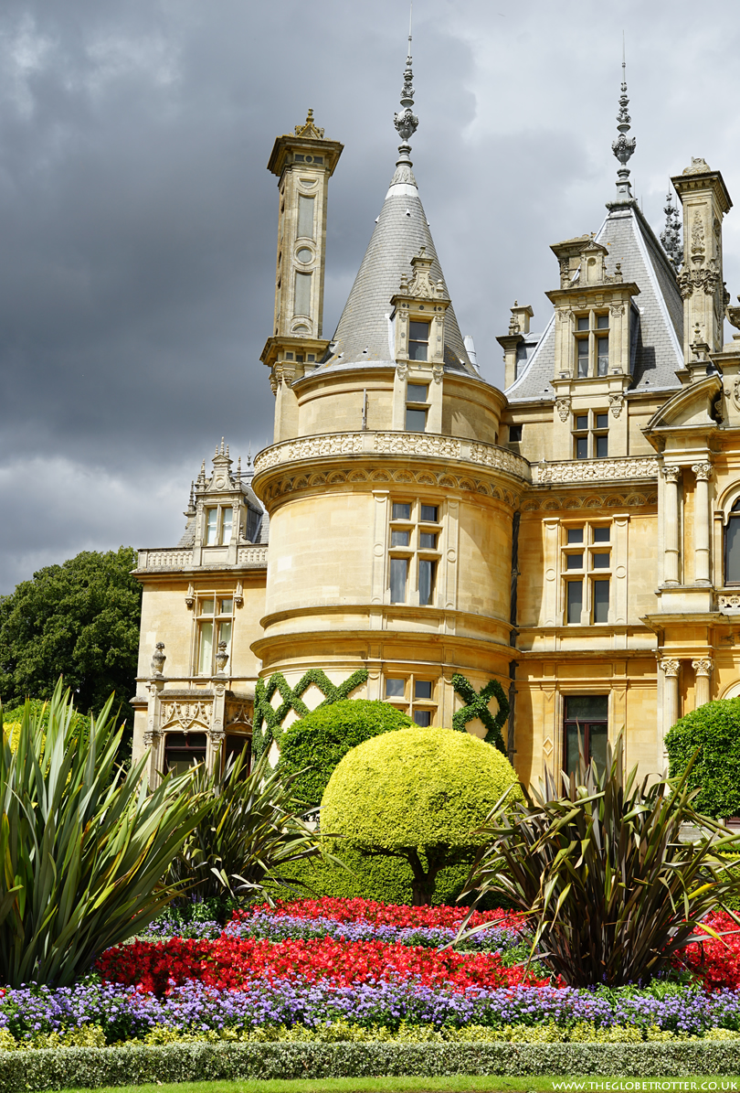 Waddesdon Manor in Aylesbury Buckinghamshire - National Trust