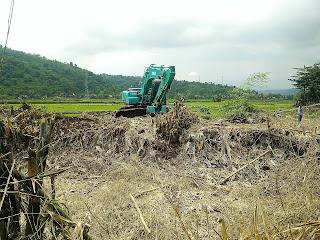 Tak Ada Sosialisasi Warga Jatiwangi Protes Tanahnya Diambil untuk Pelebaran Sungai