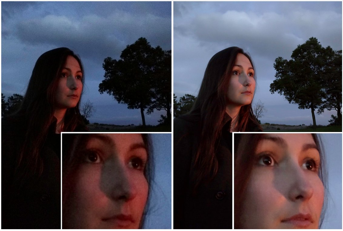 Google Ai Blog Hdr Low Light And High Dynamic Range Photography In The Google Camera App