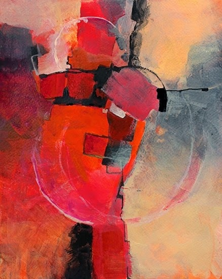 Daily Painters Of Colorado Geometric Abstract Art
