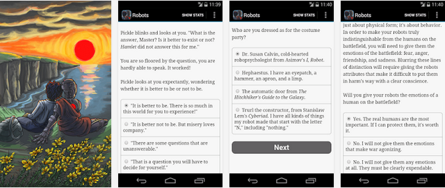 Download Choice of Robots Apk