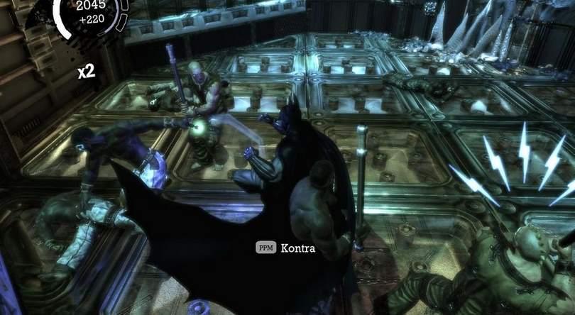 Batman: Arkham Asylum Game of the Year Edition Full Español