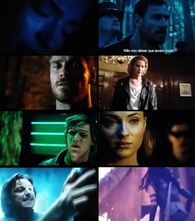 X-Men Apocalypse 2016 English 480p HDCAM